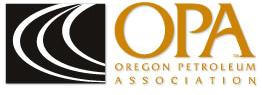 Oregon Petroleum Association (OPA)  Logo